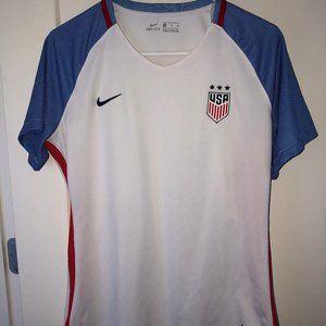 Nike Dri-fit USA soccer jersey sz XL NWOT